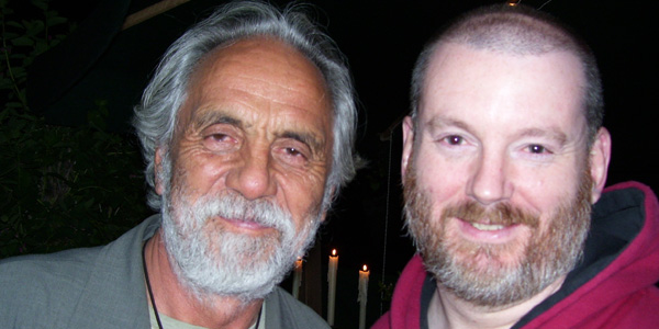Jay Ramey With Tommy Chong